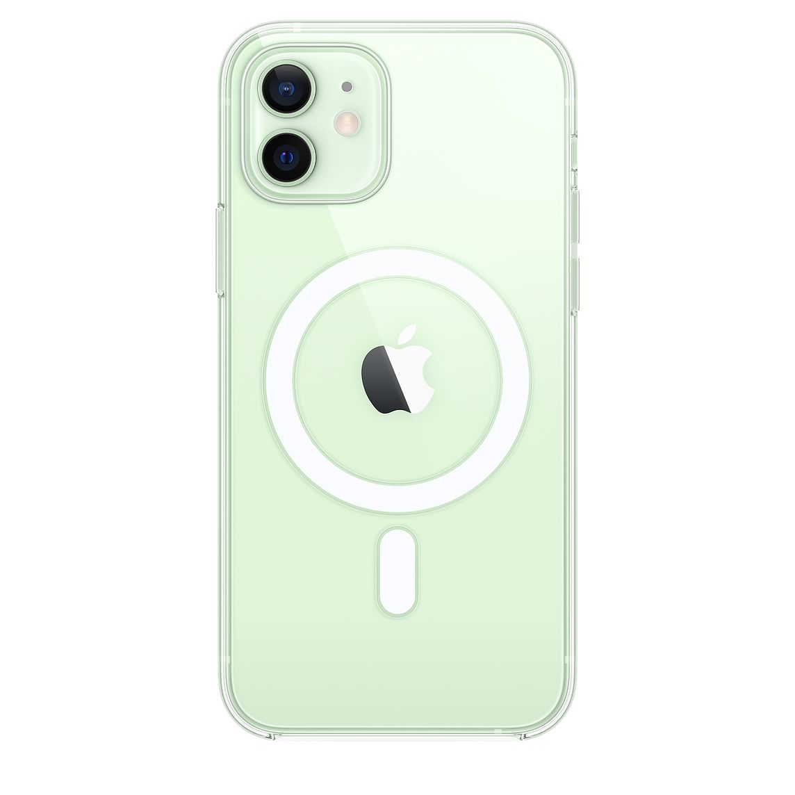 - iPhone 12   12 Pro Clear Case with MagSafe 1