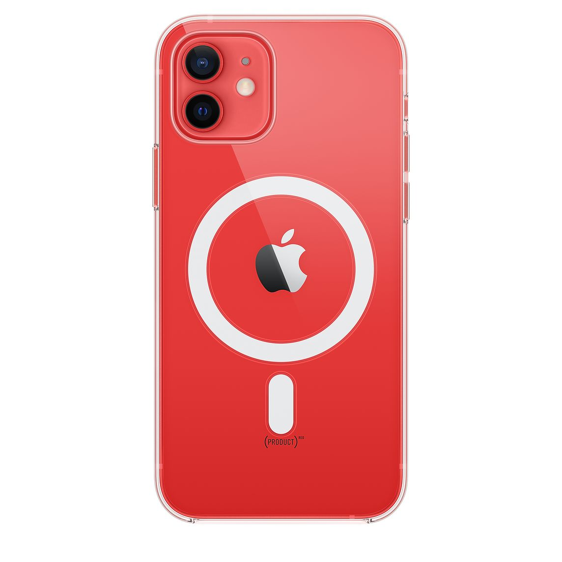 - iPhone 12 | 12 Pro Clear Case with MagSafe 2