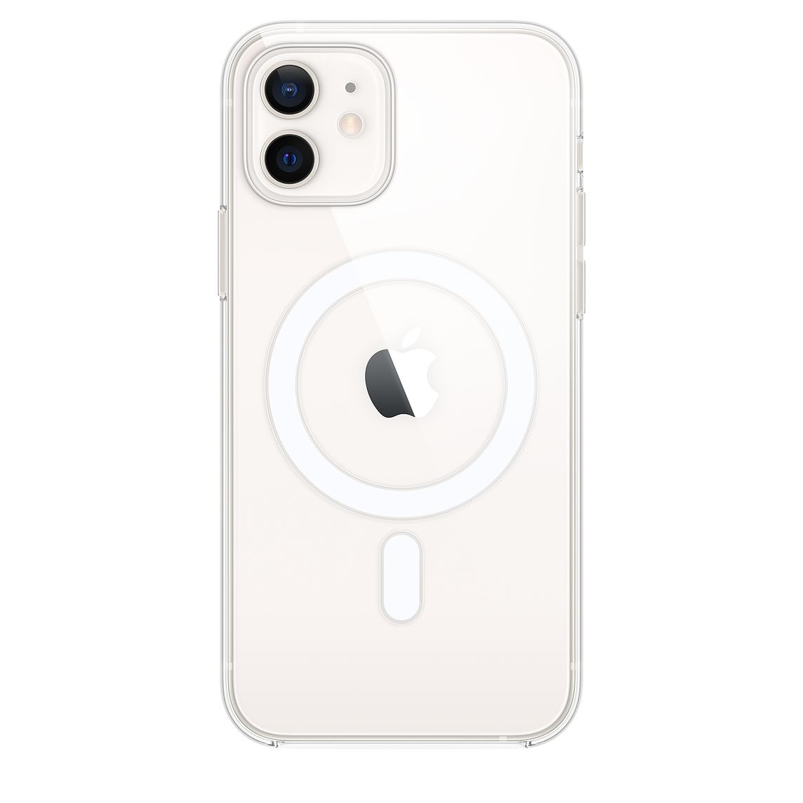 - iPhone 12   12 Pro Clear Case with MagSafe 3