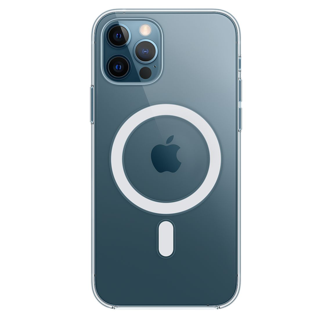 - iPhone 12   12 Pro Clear Case with MagSafe 5