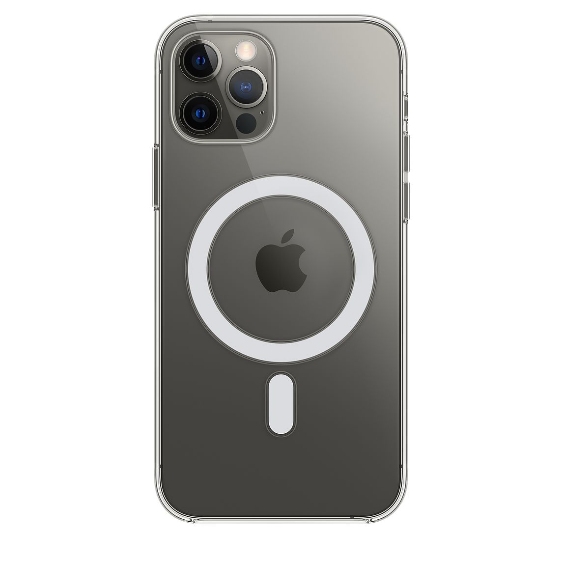 - iPhone 12   12 Pro Clear Case with MagSafe 7