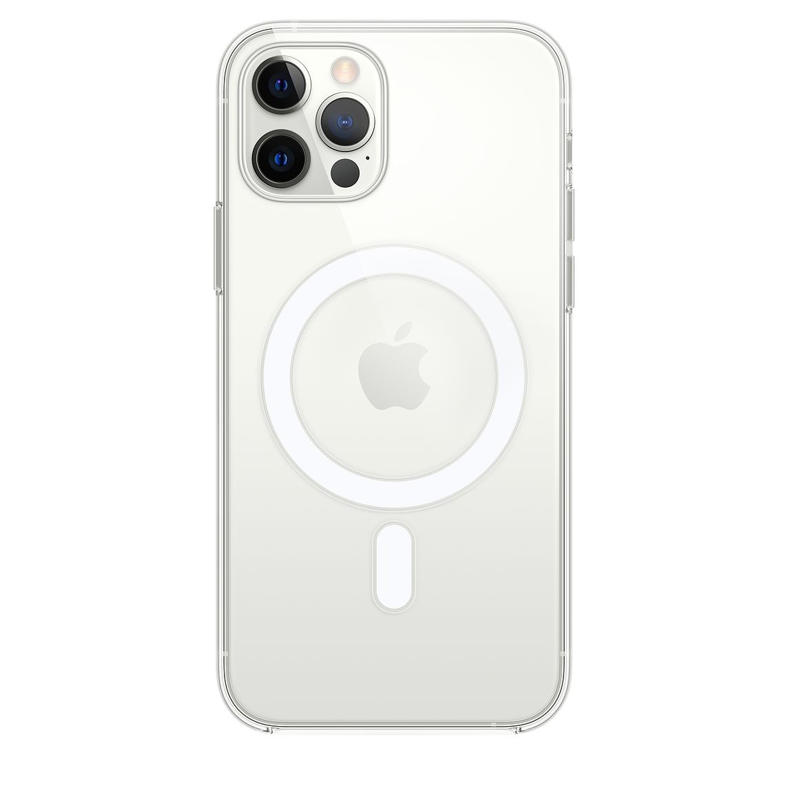- iPhone 12   12 Pro Clear Case with MagSafe 8