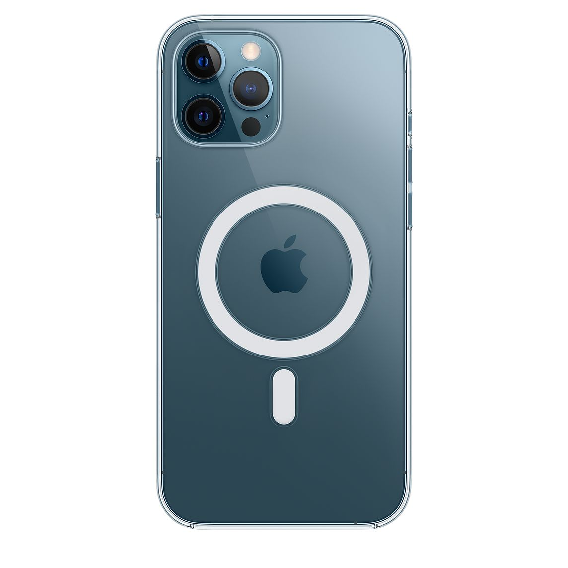 - iPhone 12 Pro Max Clear Case with MagSafe 4