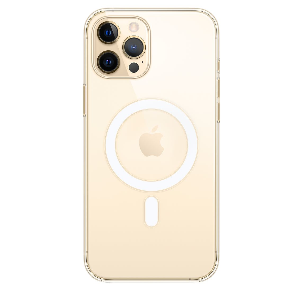- iPhone 12 Pro Max Clear Case with MagSafe 1