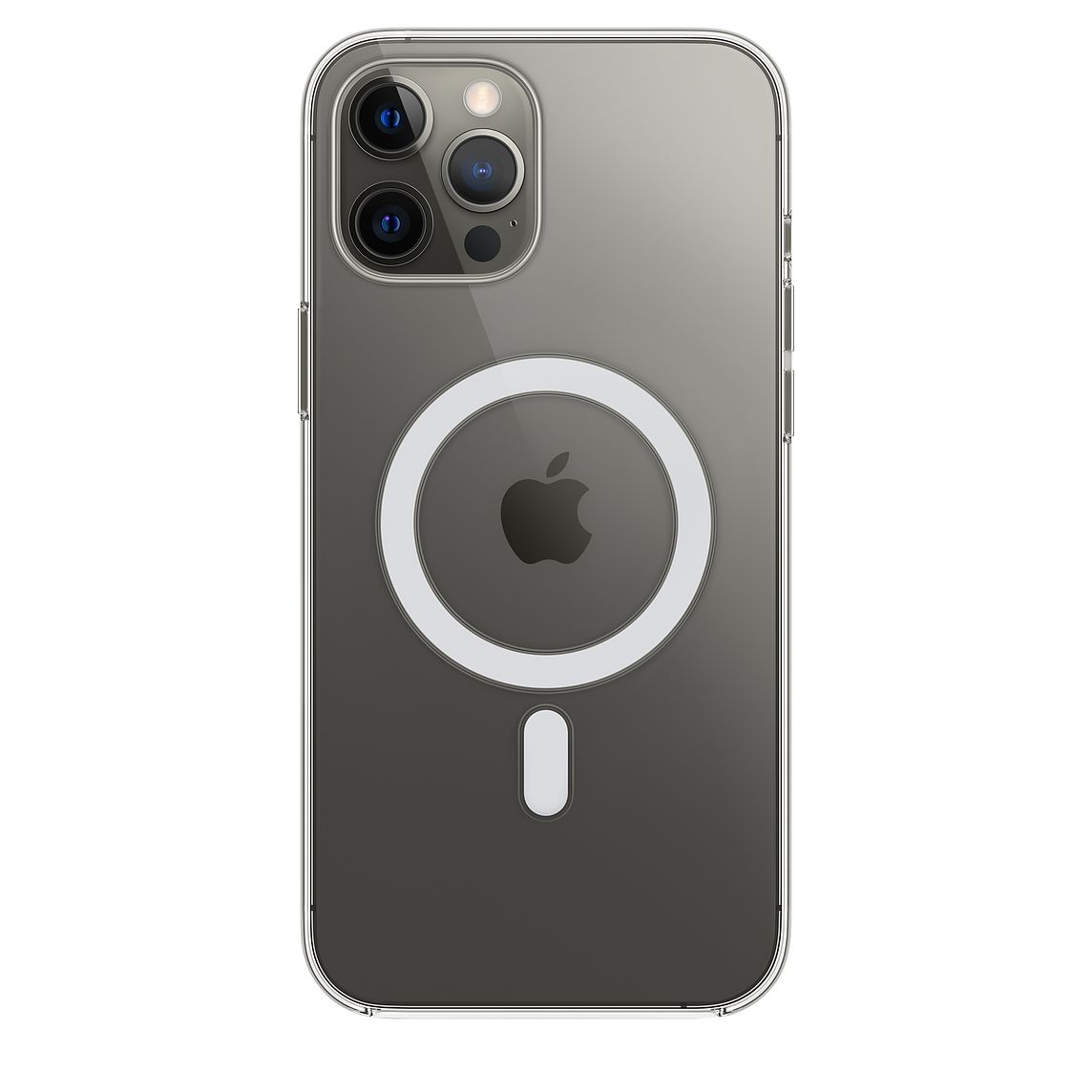 - iPhone 12 Pro Max Clear Case with MagSafe 2