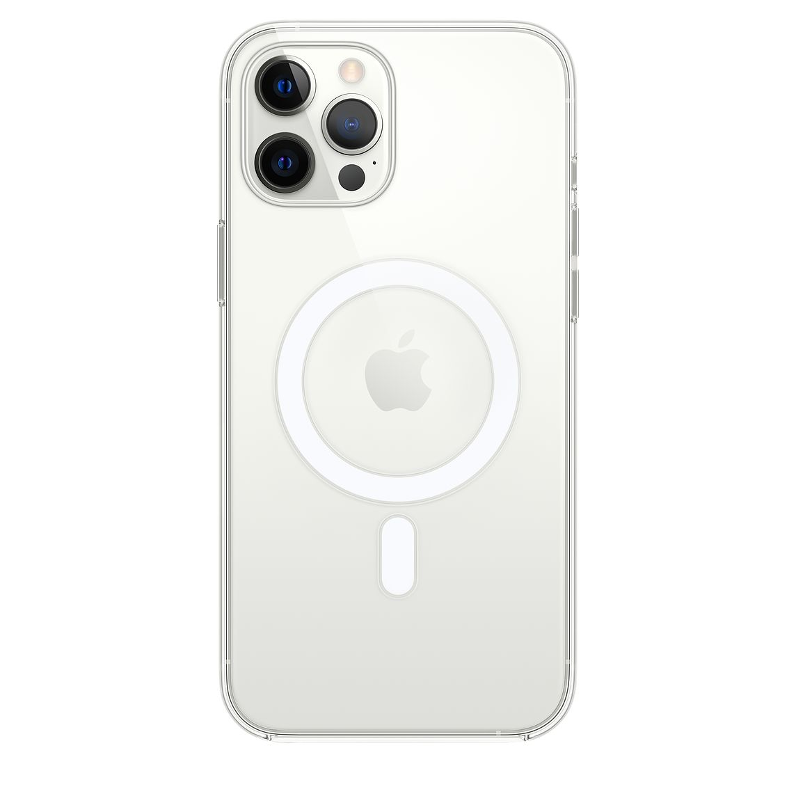- iPhone 12 Pro Max Clear Case with MagSafe 3
