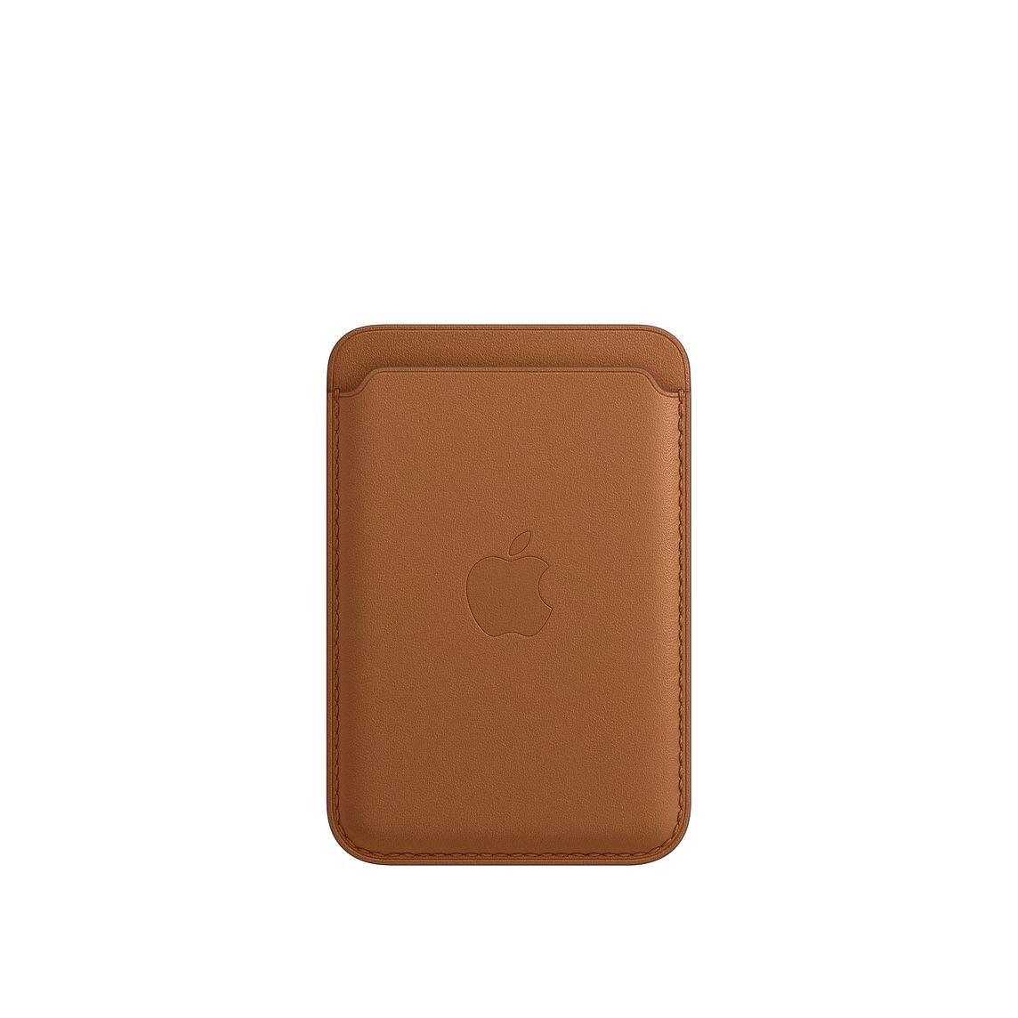 - iPhone Leather Wallet with MagSafe / Café Cuero 1