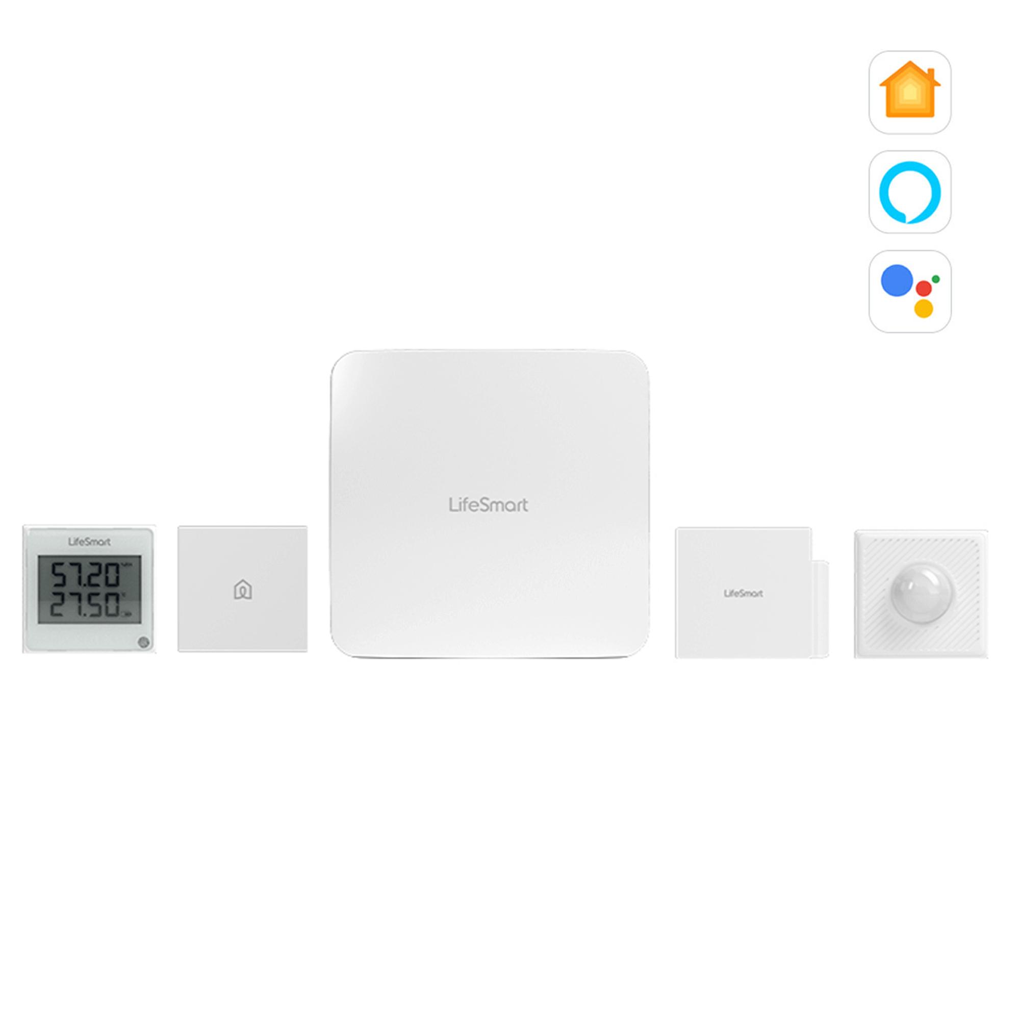 - Starter Kit 5 piezas Homekit LifeSmart 1