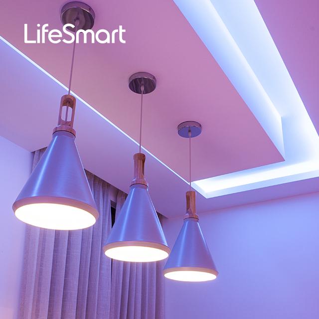 - Tira LED luminoso Colorlight 2.0 mt LifeSmart 4