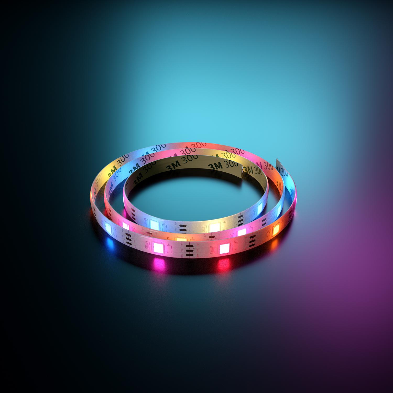 - Tira LED luminoso Colorlight 2.0 mt LifeSmart 5