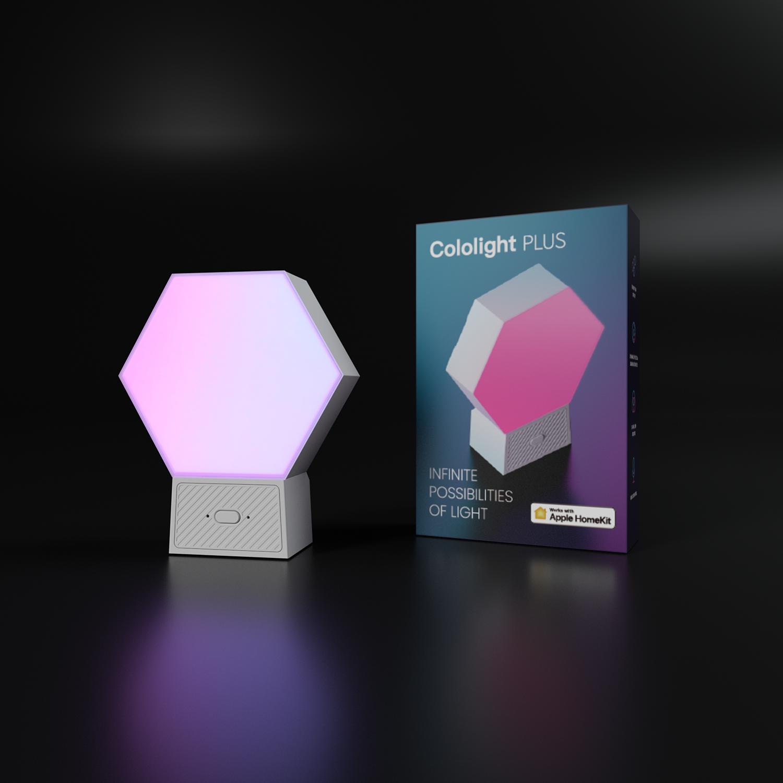 - Paneles LED Cololight KIT LifeSmart 3