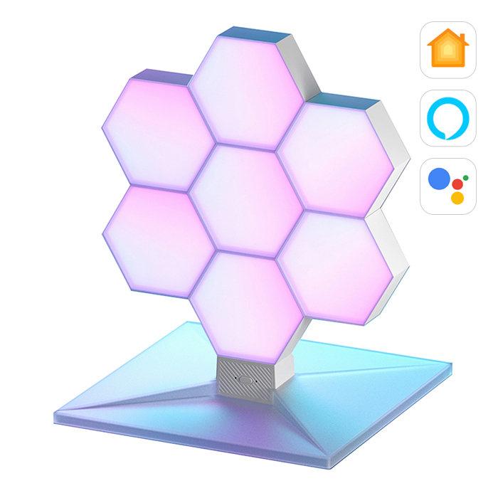 - Paneles LED Cololight KIT LifeSmart 8