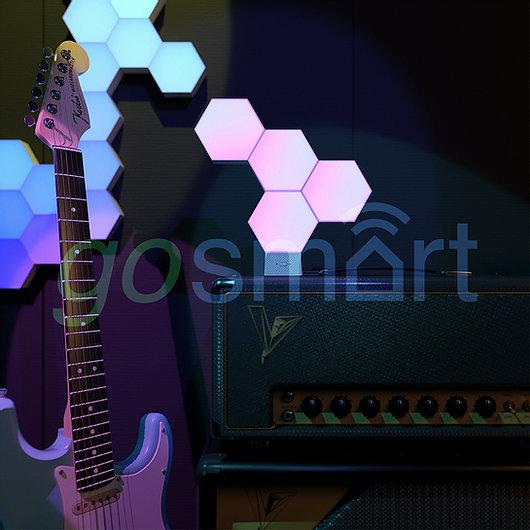 - Paneles LED Cololight KIT LifeSmart 5