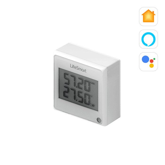- Sensor meteorológica LifeSmart 2