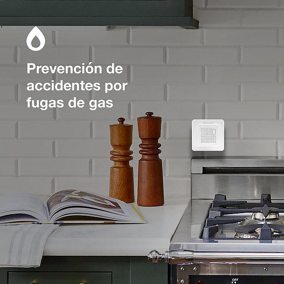 - Sensor de gas Lifesmart 4
