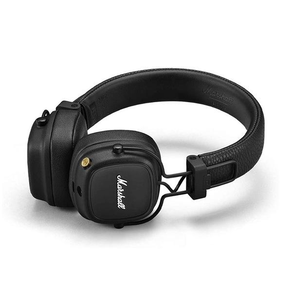 - Audífonos On-Ear Bluetooth Marshall Major IV Negro (NUEVO LANZAMIENTO) 2