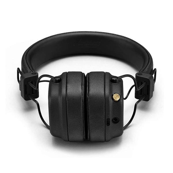 - Audífonos On-Ear Bluetooth Marshall Major IV Negro (NUEVO LANZAMIENTO) 4