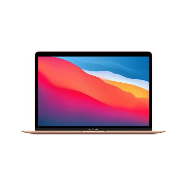 - 13-inch MacBook Air: Apple M1 chip with 8-core CPU and 7-core GPU, 256GB / Oro 1