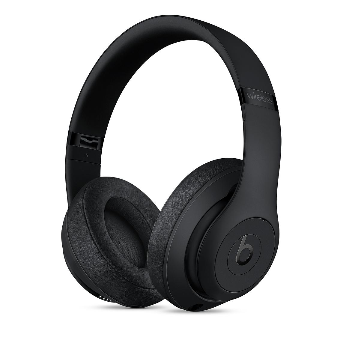 - Audifono Over Ear Studio 3 Wireless Beats Negro 1