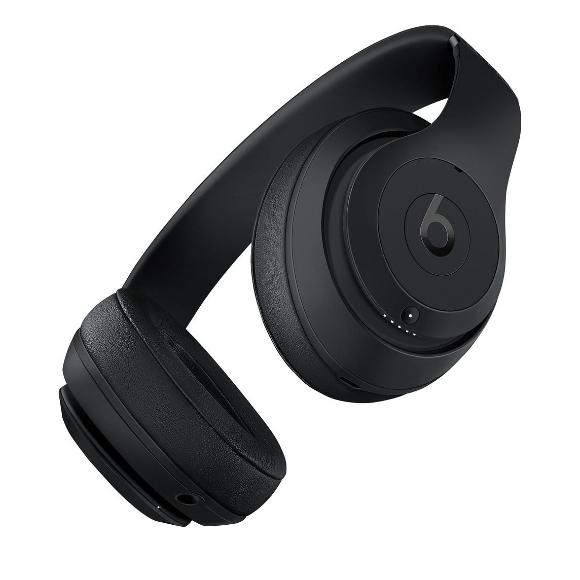- Audifono Over Ear Studio 3 Wireless Beats Negro 4