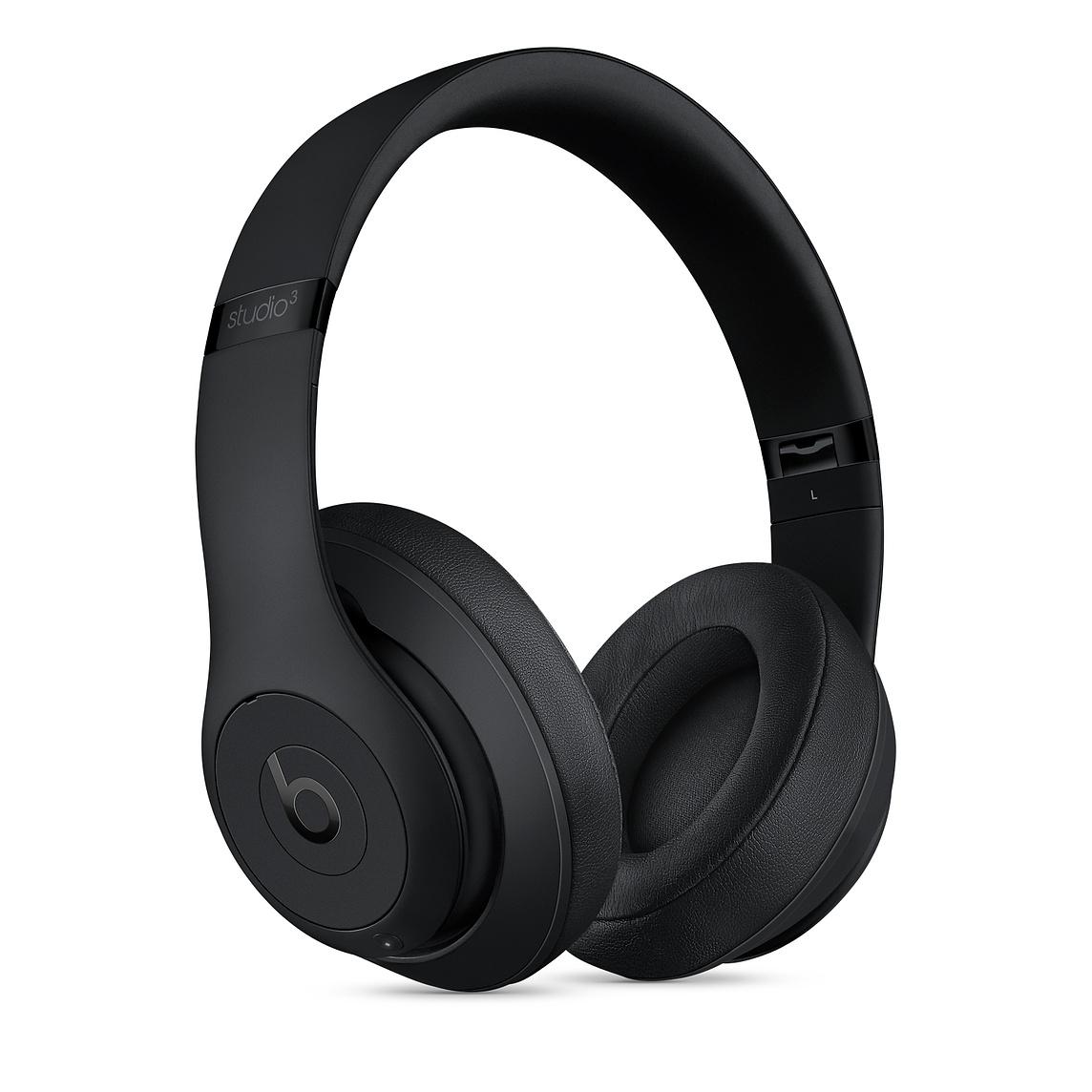 - Audifono Over Ear Studio 3 Wireless Beats Negro 5