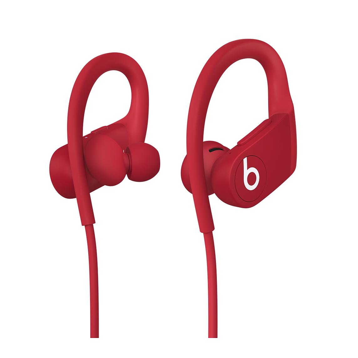 - Audifono In Ear Powerbeats High Performance Beats Rojo 1