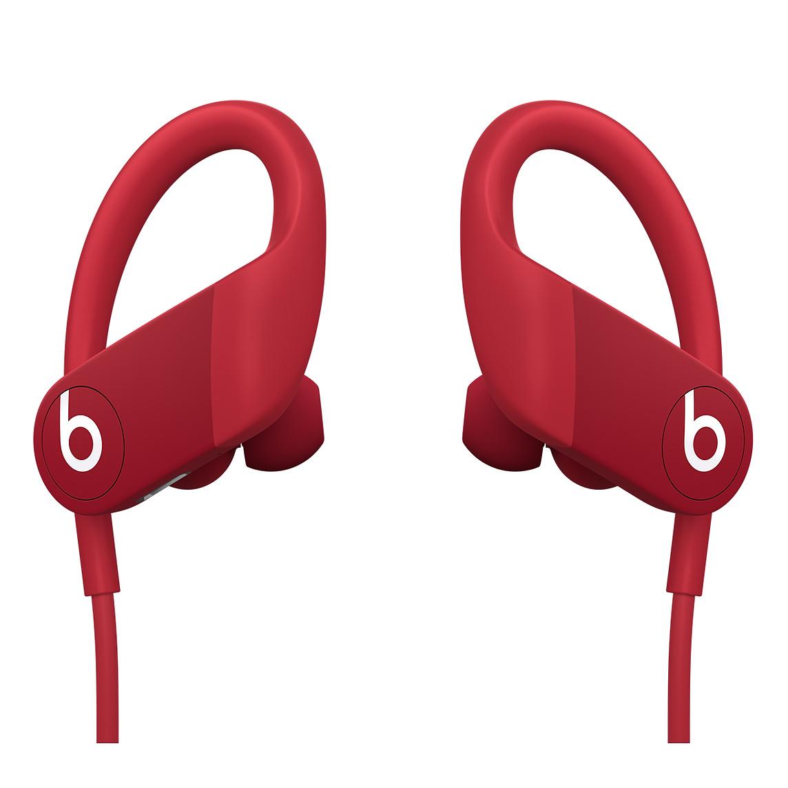 - Audifono In Ear Powerbeats High Performance Beats Rojo 4