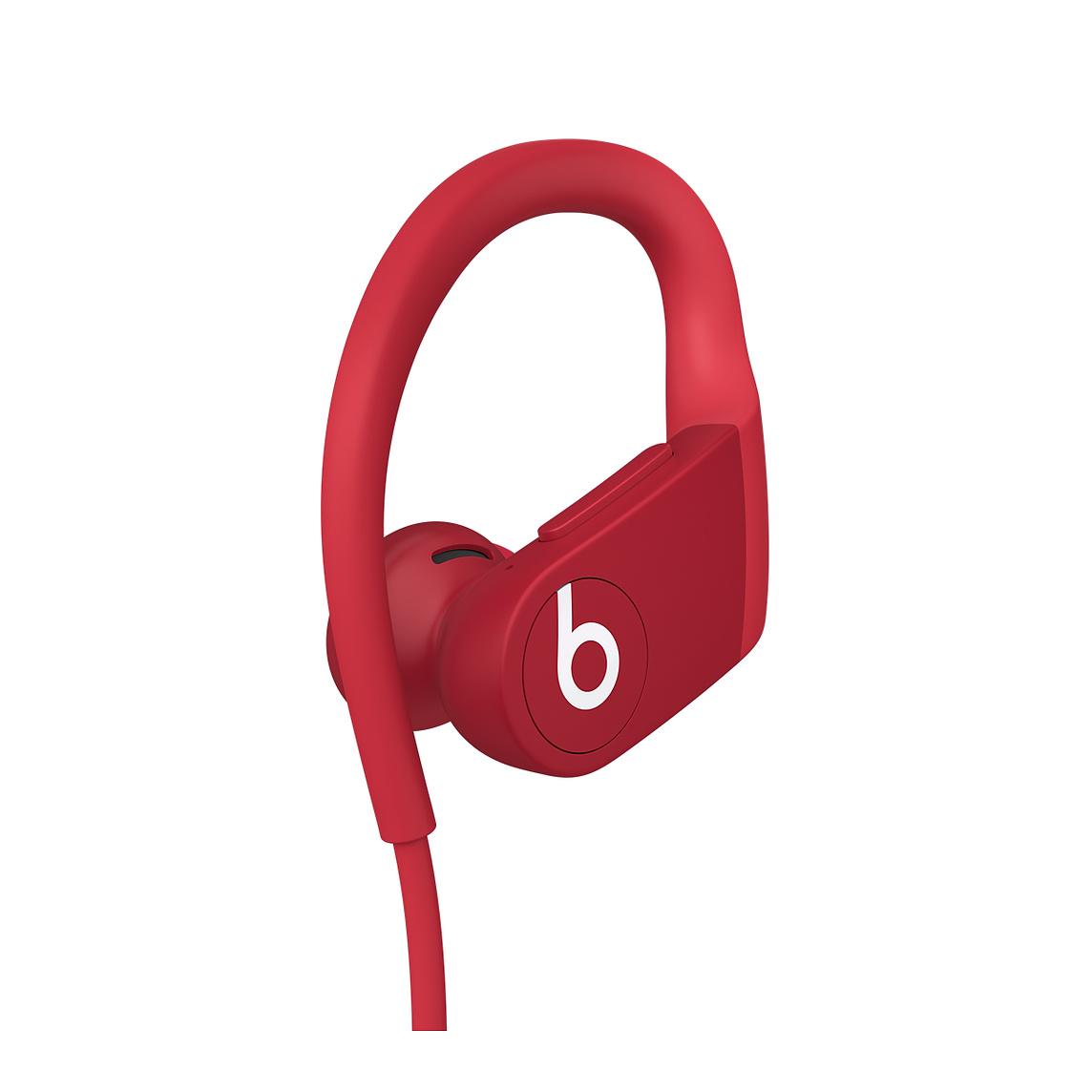 - Audifono In Ear Powerbeats High Performance Beats Rojo 6