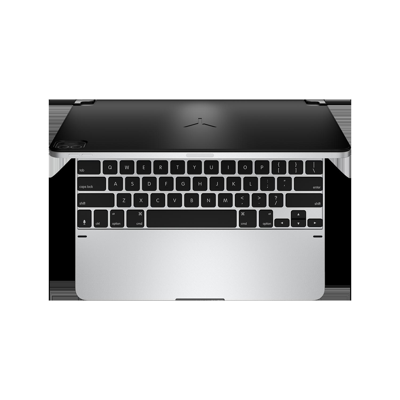 - Teclado aluminio para iPad 10.2 Brydge Silver 6