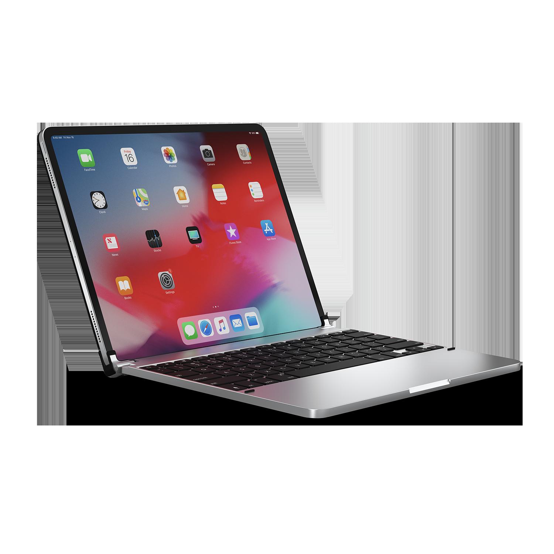 - Teclado aluminio para iPad 10.2 Brydge Silver 4