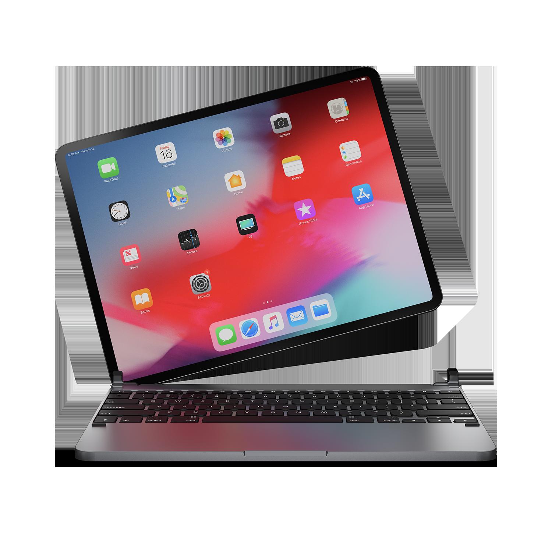 - Teclado aluminio para iPad 10.2 Brydge Silver 7