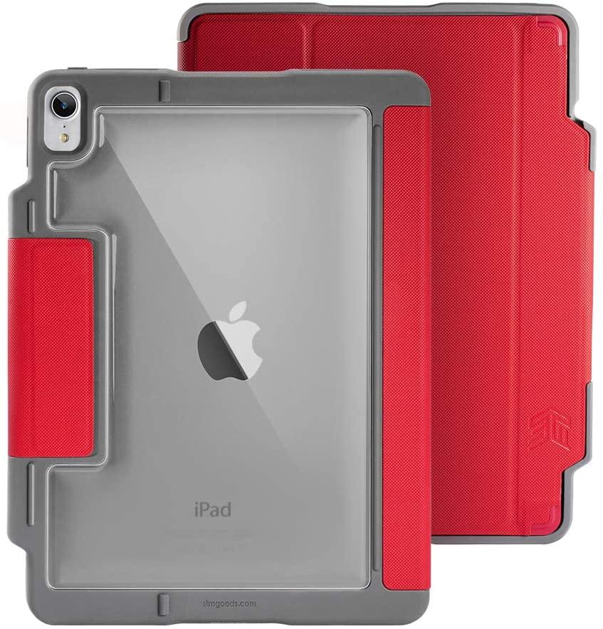 - Funda folio atlas para iPad 12.9 STM red 1