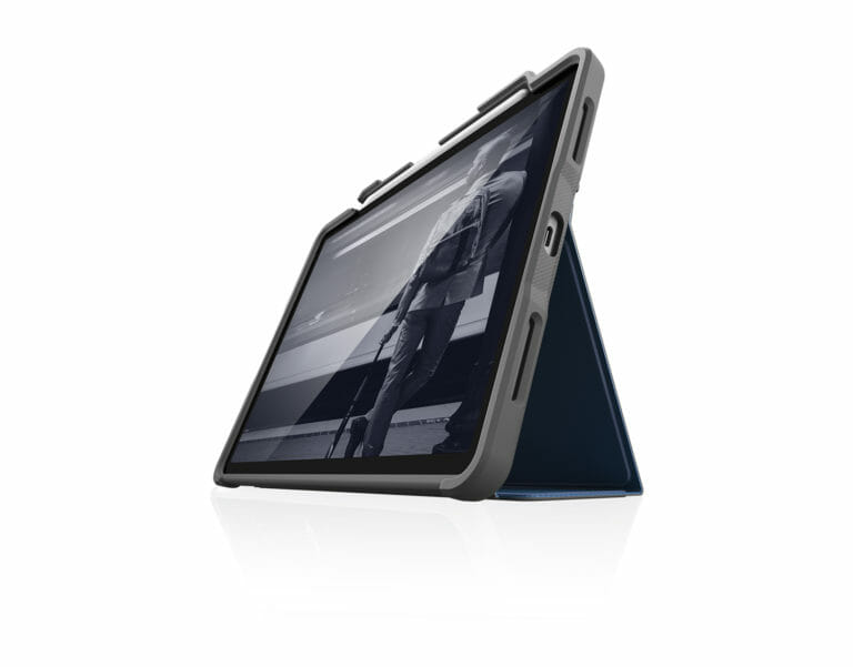 - Funda folio dux plus para iPad 11 STM blue 2