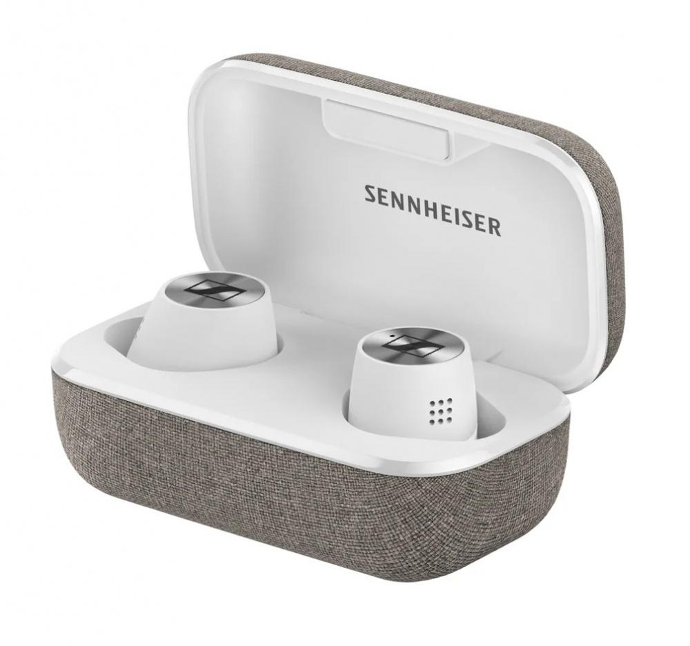 - Audífonos True Wireless Momentum 2 Sennheiser Blanco 1