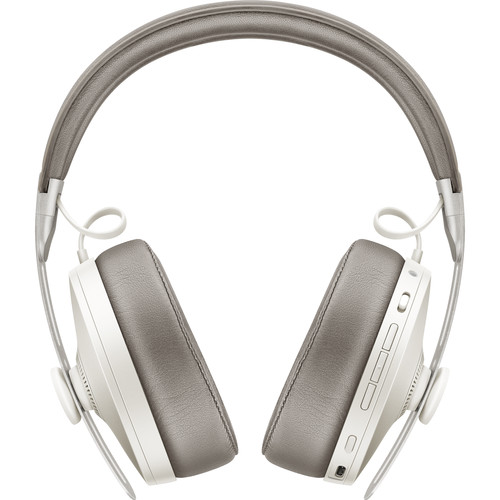 - Audífonos Over Ear Momentum 3 bluetooth noise cancelling Sennheiser Blanco 2
