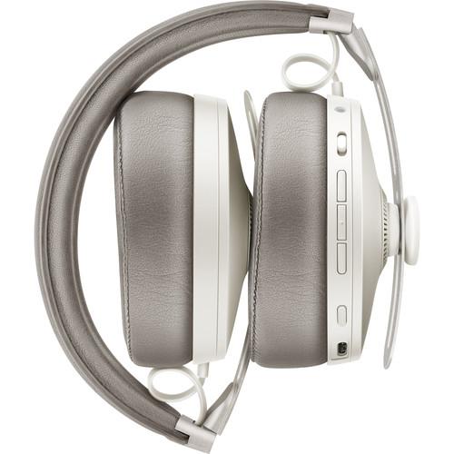 - Audífonos Over Ear Momentum 3 bluetooth noise cancelling Sennheiser Blanco 4