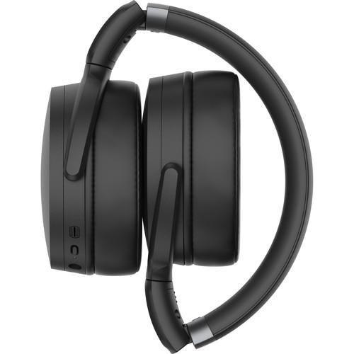 - Audífonos Over Ear HD 450 bluetooth noise cancelling Sennheiser Negro 4