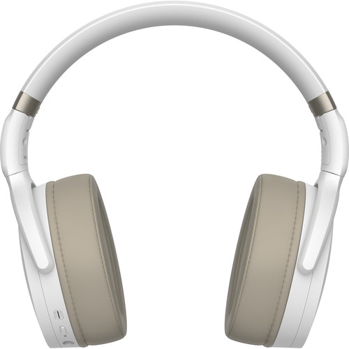- Audífonos Over Ear HD 450 bluetooth noise cancelling Sennheiser Blanco 2