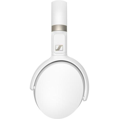 - Audífonos Over Ear HD 450 bluetooth noise cancelling Sennheiser Blanco 3