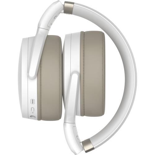 - Audífonos Over Ear HD 450 bluetooth noise cancelling Sennheiser Blanco 4