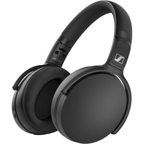 - Audífonos Over Ear HD 350 bluetooth Sennheiser Negro 5