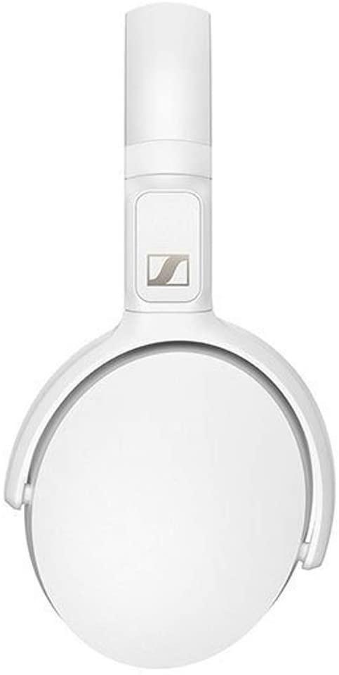 - Audífonos Over Ear HD 350 bluetooth Sennheiser Blanco 1