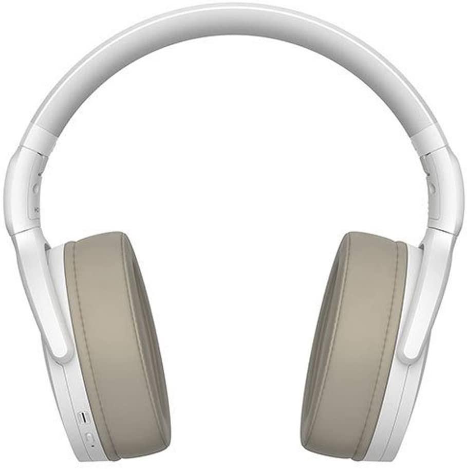 - Audífonos Over Ear HD 350 bluetooth Sennheiser Blanco 4