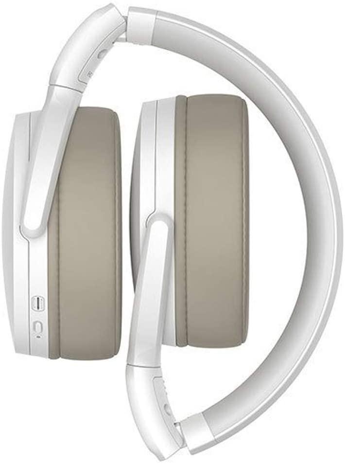 - Audífonos Over Ear HD 350 bluetooth Sennheiser Blanco 3