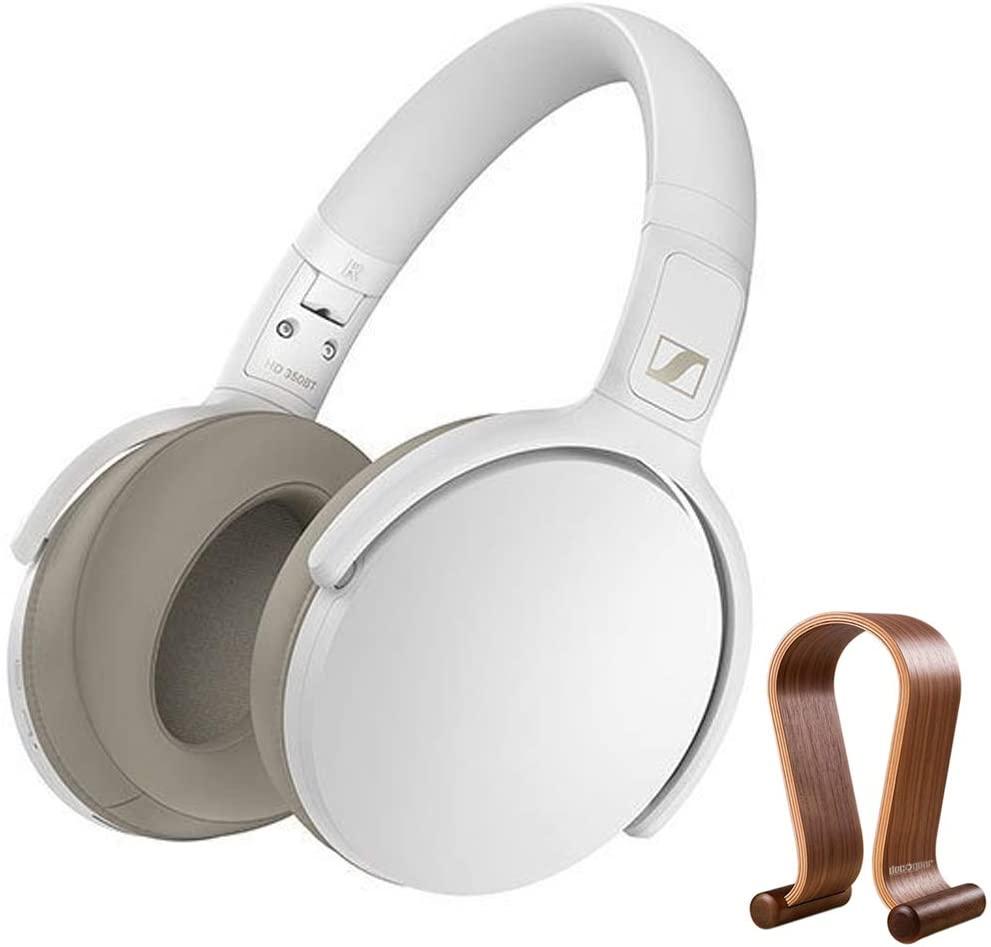 - Audífonos Over Ear HD 350 bluetooth Sennheiser Blanco 7
