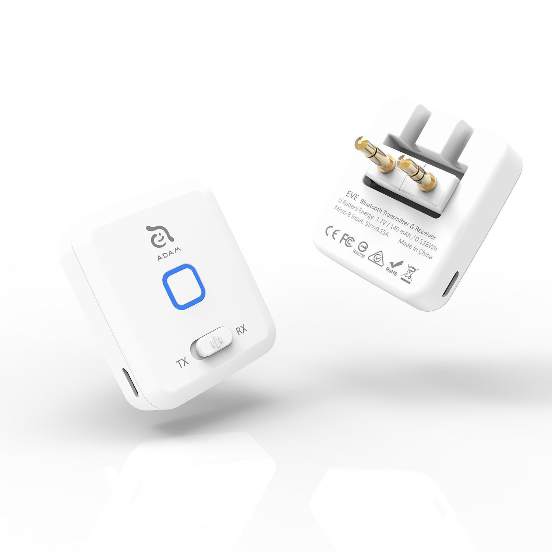 - Transmisor wireless para Airpods Eve Adam Elements blanco 1