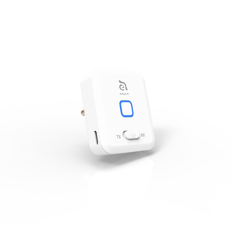 - Transmisor wireless para Airpods Eve Adam Elements blanco 2