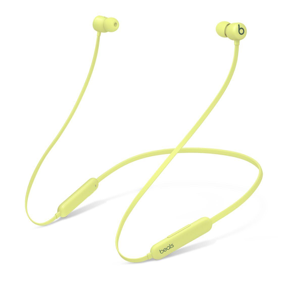 - Audifono In Ear Wireless Flex Beats / Amarillo 8