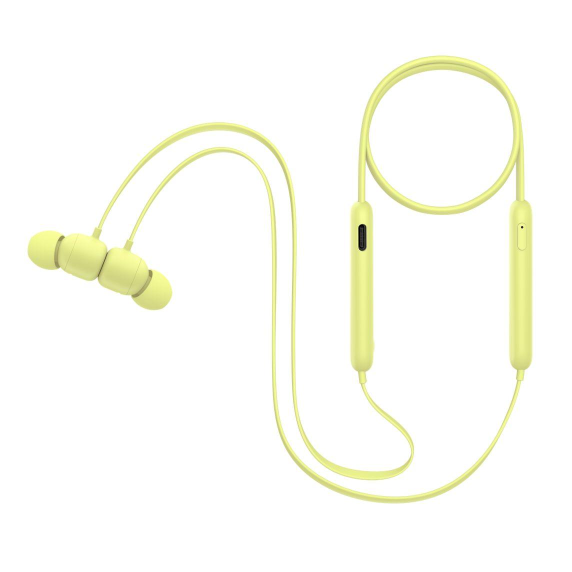 - Audifono In Ear Wireless Flex Beats / Amarillo 5