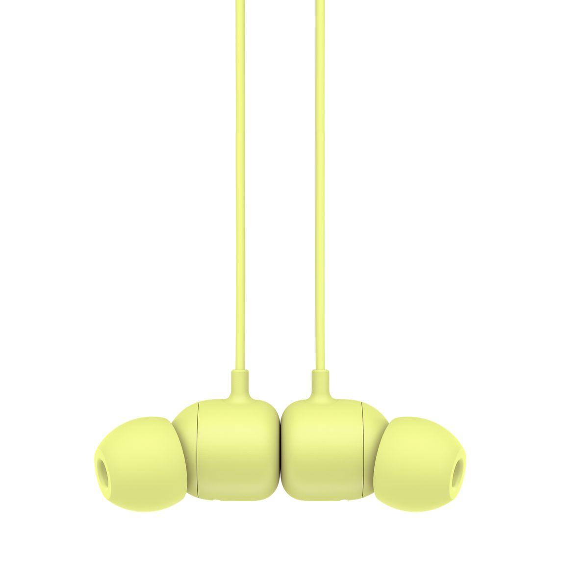- Audifono In Ear Wireless Flex Beats / Amarillo 4